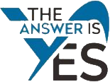 theanswerisyes-logo